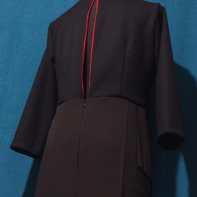 和服からワンピースドレス