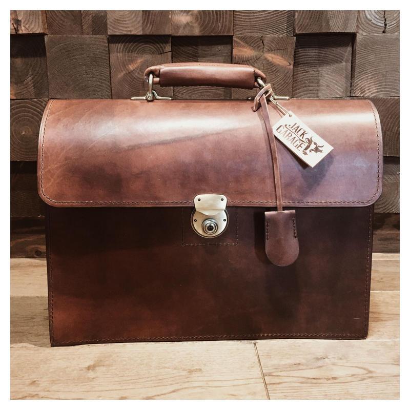Bridleleather briefcase