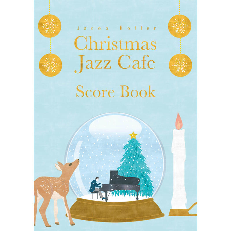 Christmas Jazz Cafe Score Book
