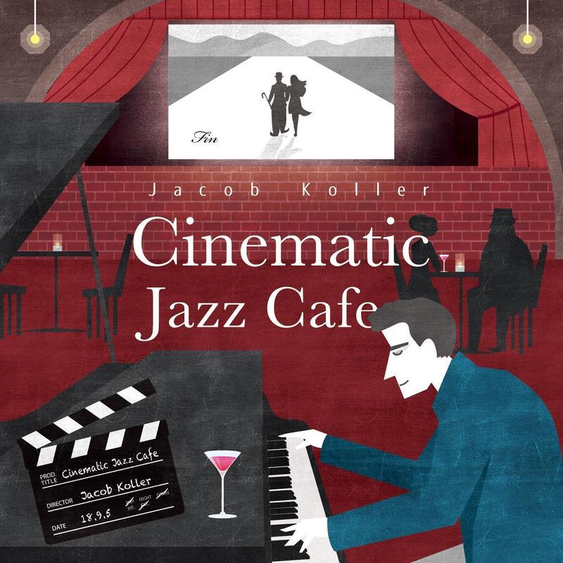 Cinematic Jazz Cafe CD