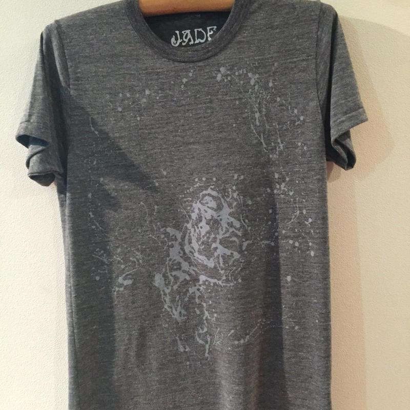 Hendrix Tシャツ ダークヘザー