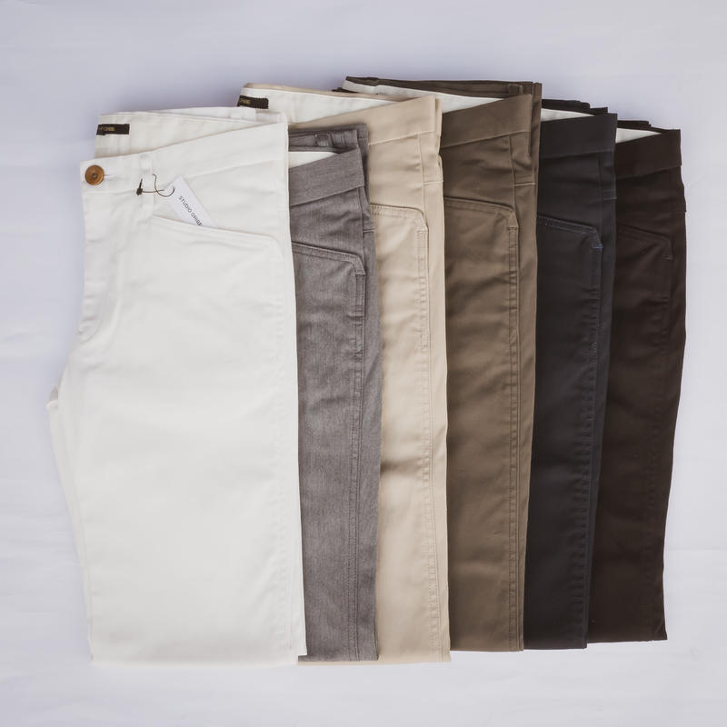 【廃番】旧 L-POCKET PANTS  col  :  グレー