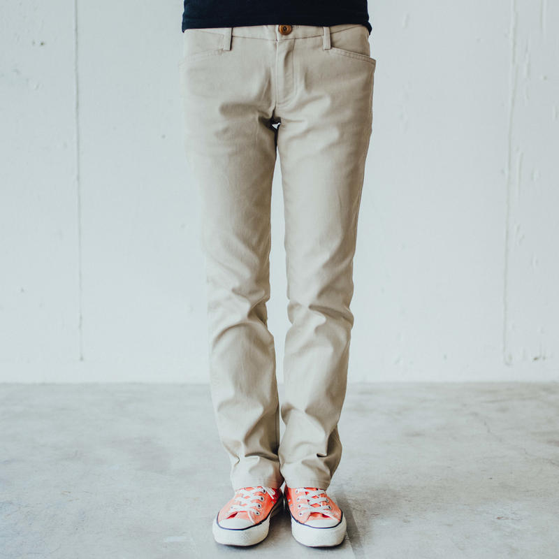 【L-POCKET PANTS】