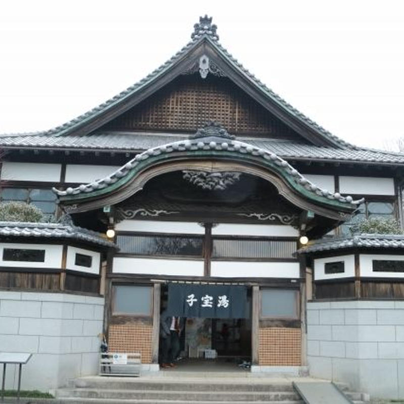 一起来参观江户东京建筑园吧!
