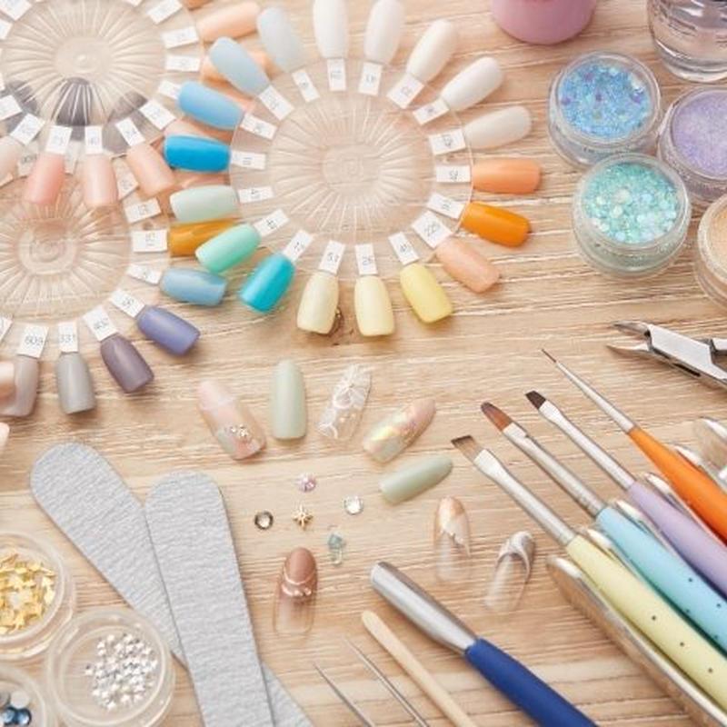 Let's do nail art in Japan!
