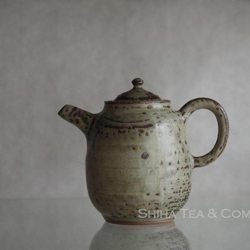 Jinpachi Ogawa,Wabisabi Japanese Kyusu Teapot