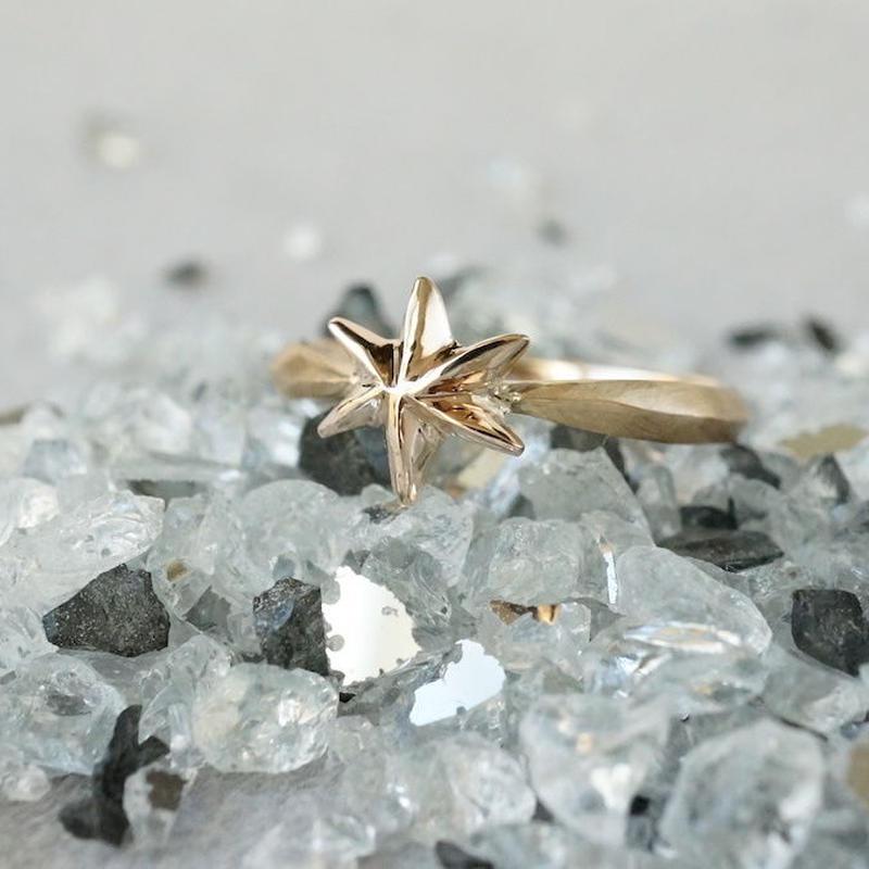 K10  Star ring