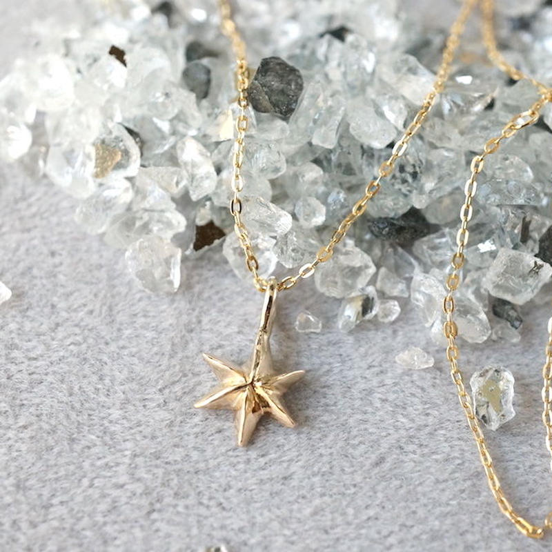 K10 Star necklace