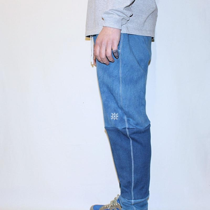 "JAVARA ""PATCHWORK SWEAT PANTS""#2"