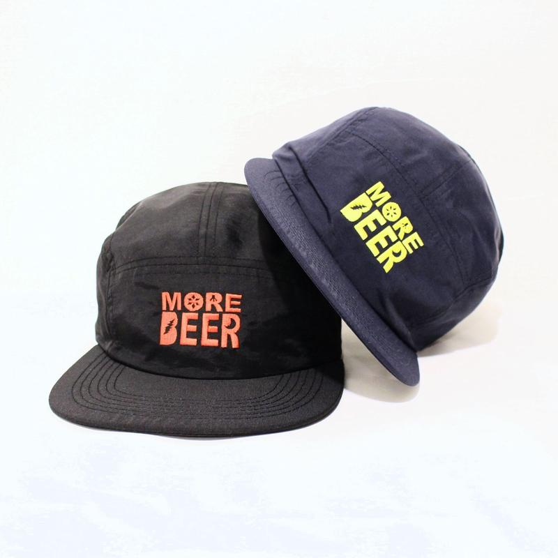 """JAVARA """"MORE BEER"""" JET CAP"""
