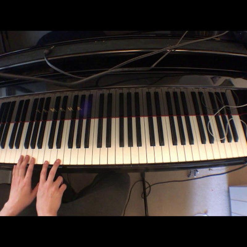 ジャズピアノのはじめかた つづけかた バックナンバーvol.2[201808]