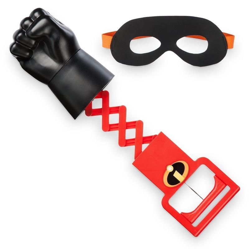 インクレディブル・ファミリー イラスティガール  イラスティアーム The Incredibles 2  Elastigirl Punching Elastiarm