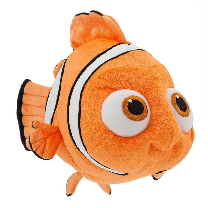 ファインディング・ドリー       ニモ ぬいぐるみ Nemo Plush