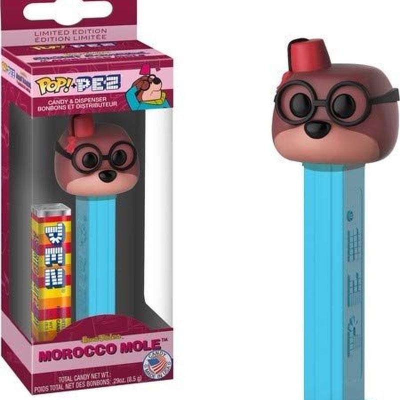 ファンコ ポップ x ペッツ『ハンナ・バーベラ 』モコモコ  FUNKO POP x PEZ Hanna-Barbera Morocco Mole