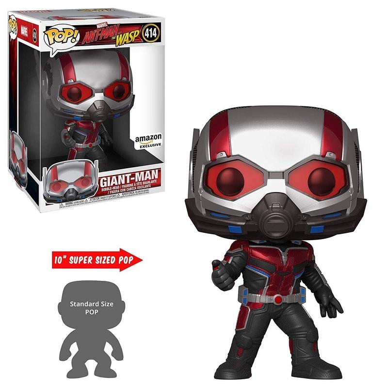 ファンコ ポップ  『アントマン & ワスプ』  ジャイアントマン  Funko Pop! Marvel: Ant-Man & The Wasp - 10 Inch Giant Man