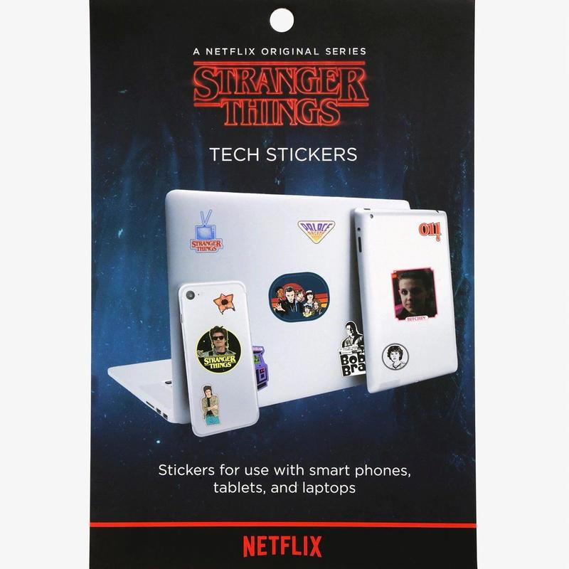 『ストレンジャー・シングス 未知の世界』Stranger Things  ステッカーセット