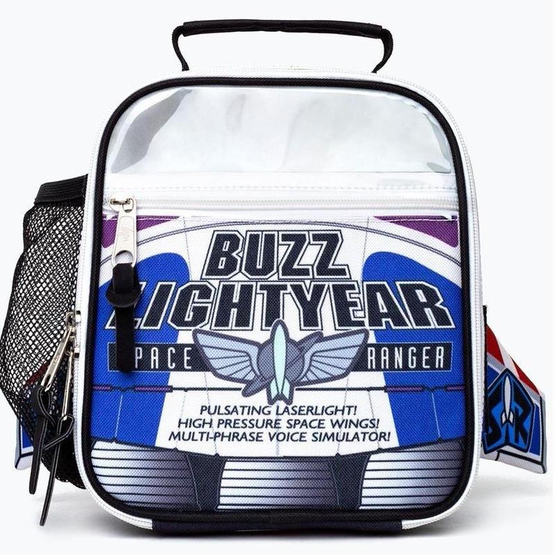 トイストーリー  Hype バズライトイヤー ボックス ランチバッグ Buzz Lightyear Box Lunch Bag