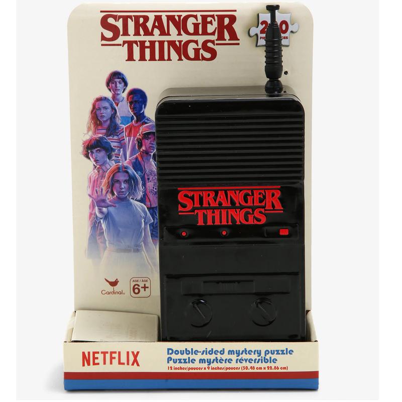 『ストレンジャー・シングス3 』200ピース ミステリーパズル