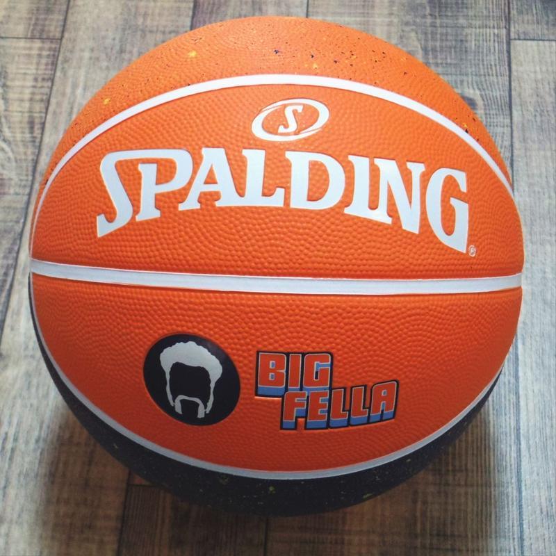 映画『アンクル・ドリュー』 Spalding バスケットボール Big Fella(シャキール・オニール)