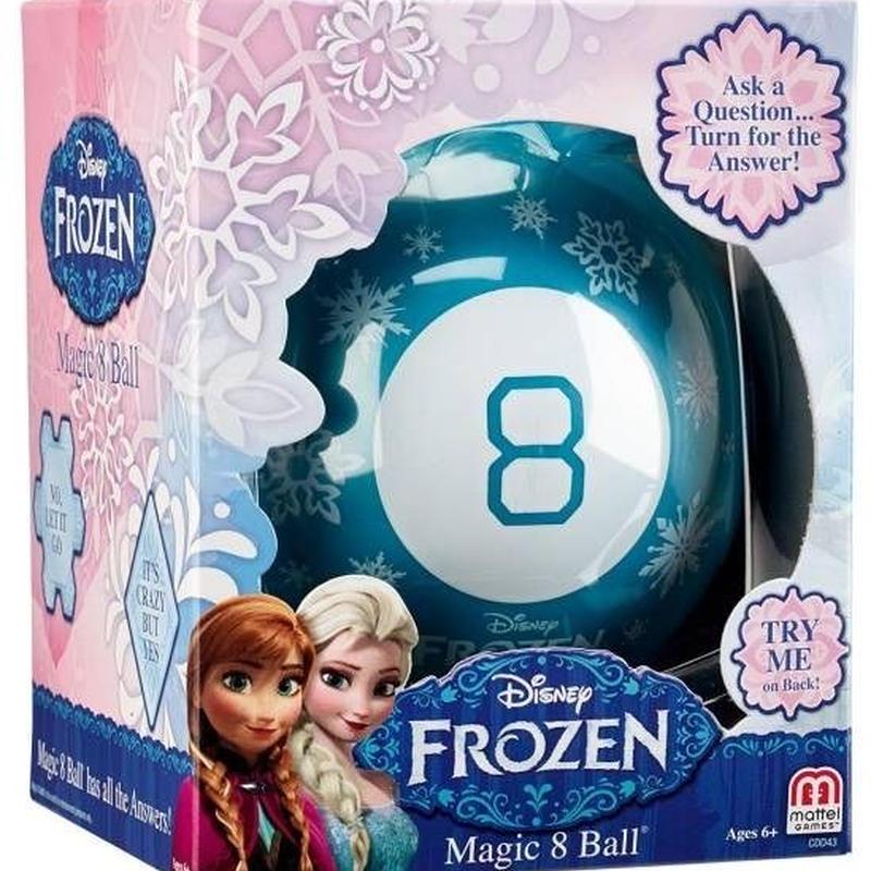 アナと雪の女王   マジック 8 ボール Magic 8 Ball