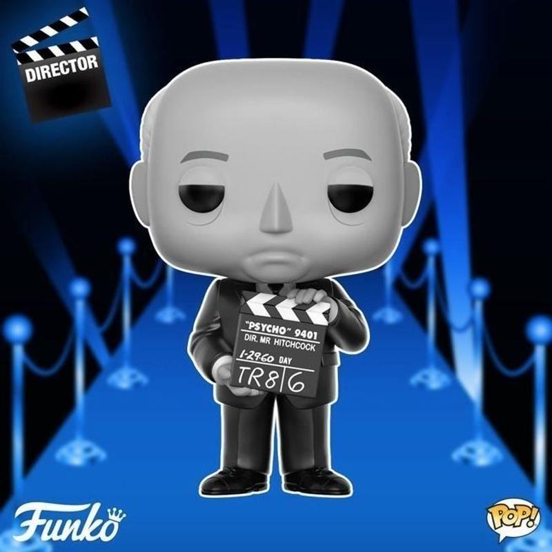 ファンコ ポップ FUNKO POP!   アルフレッド・ヒッチコック Alfred Hitchcock