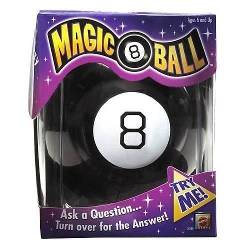 マジック 8 ボール Magic 8 Ball
