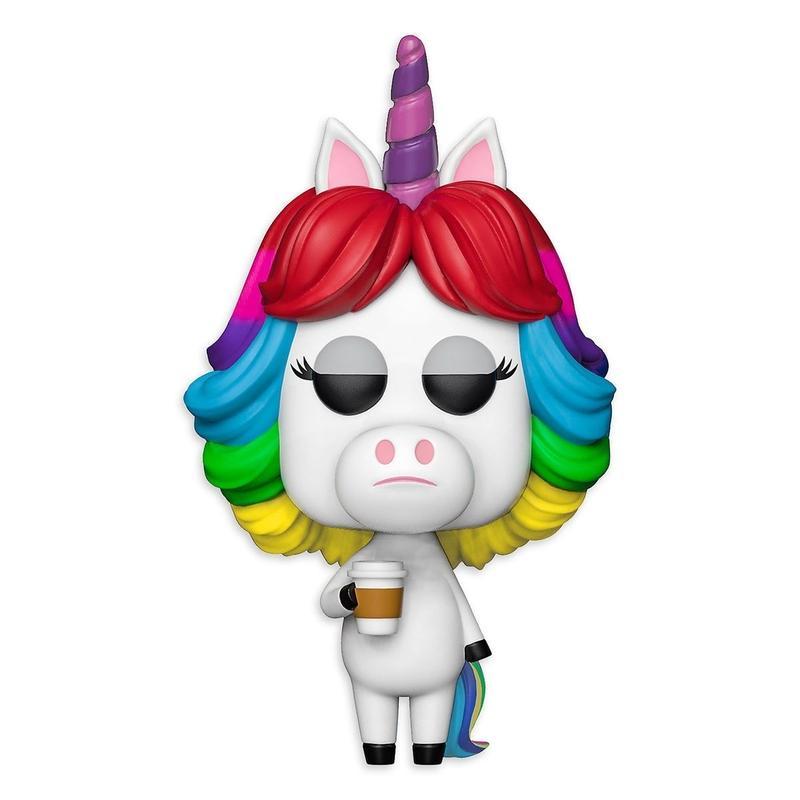 Disney Parks限定  ファンコ ポップ 『インサイド・ヘッド』レインボー・ユニコーン Funko Pop!  Inside Out Rainbow Unicorn