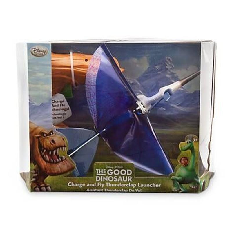 ピクサー『アーロと少年』イナズマドカン 電動グライダー
