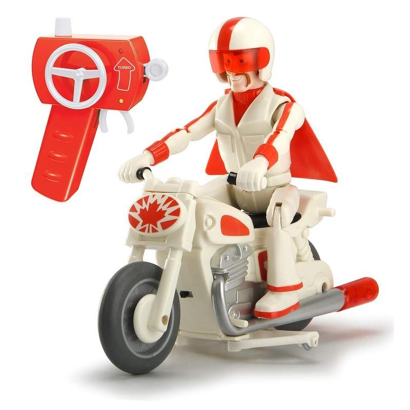 トイストーリー4  RC モーターサイクル  デューク・カブーン Toy Story 4   RC Duke Caboom