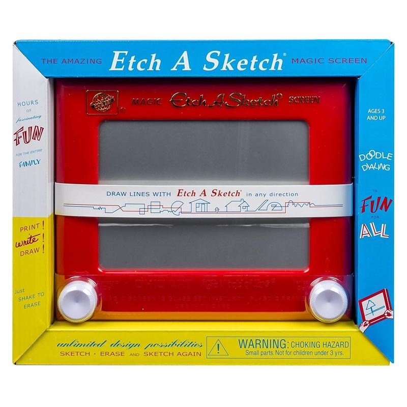 Ohio Art クラシック エッチ・ア・スケッチ Classic Etch A Sketch