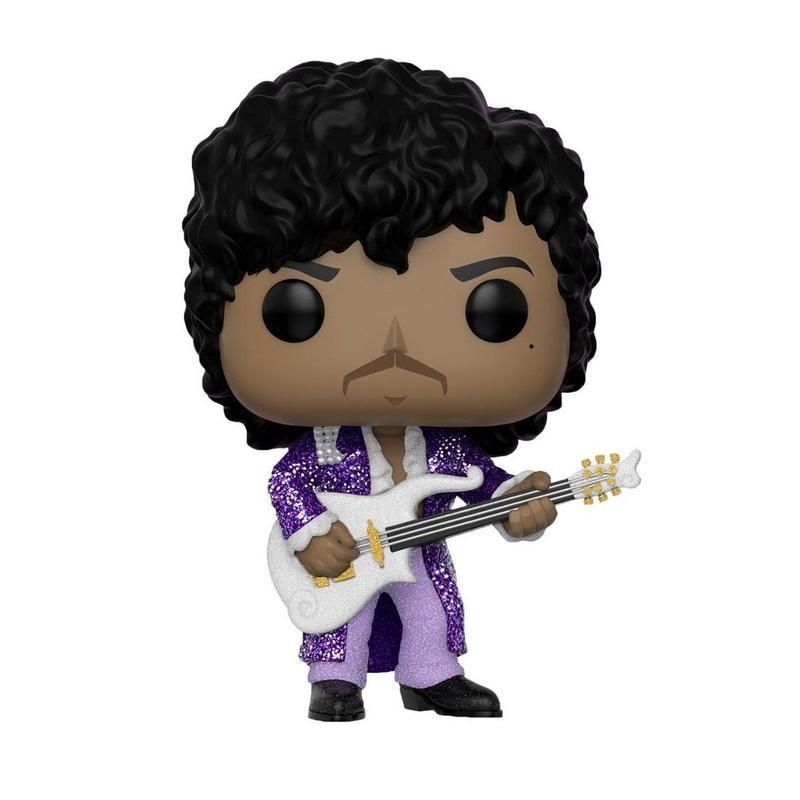 ファンコ ポップ プリンス  パープル・レイン ダイアモンド グリッター版 Prince – Purple Rain Diamond Glitter Funko Pop!