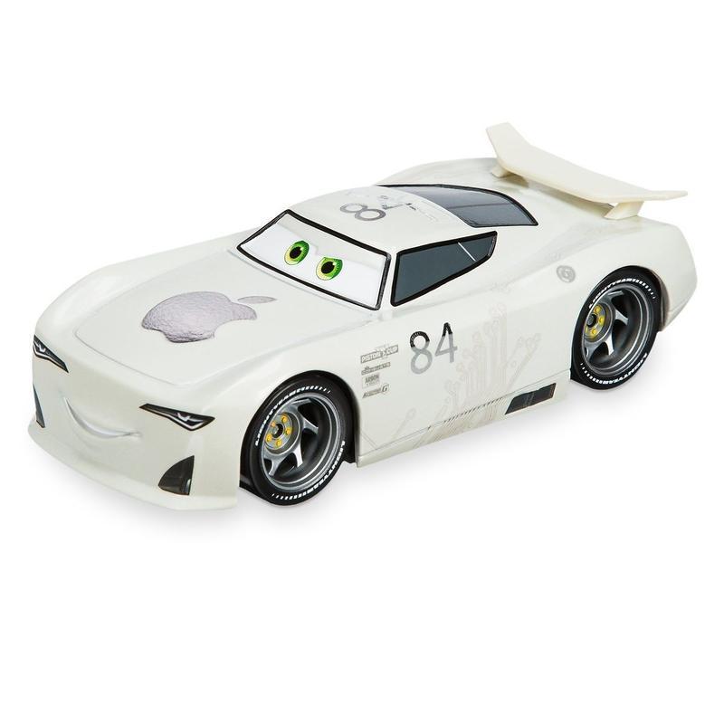 ディズニー・ピクサー カーズ  クロスロード CARS3 1/43   J.P. Drive