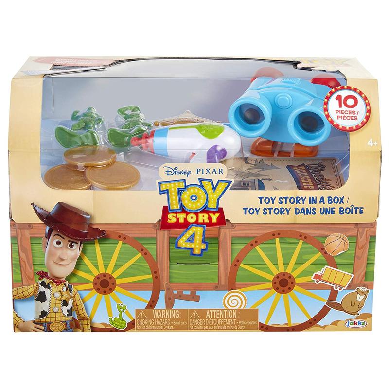 トイストーリー4  トイストーリー・イン・ア・ボックス  Toy Story 4   Toy Story In A Box