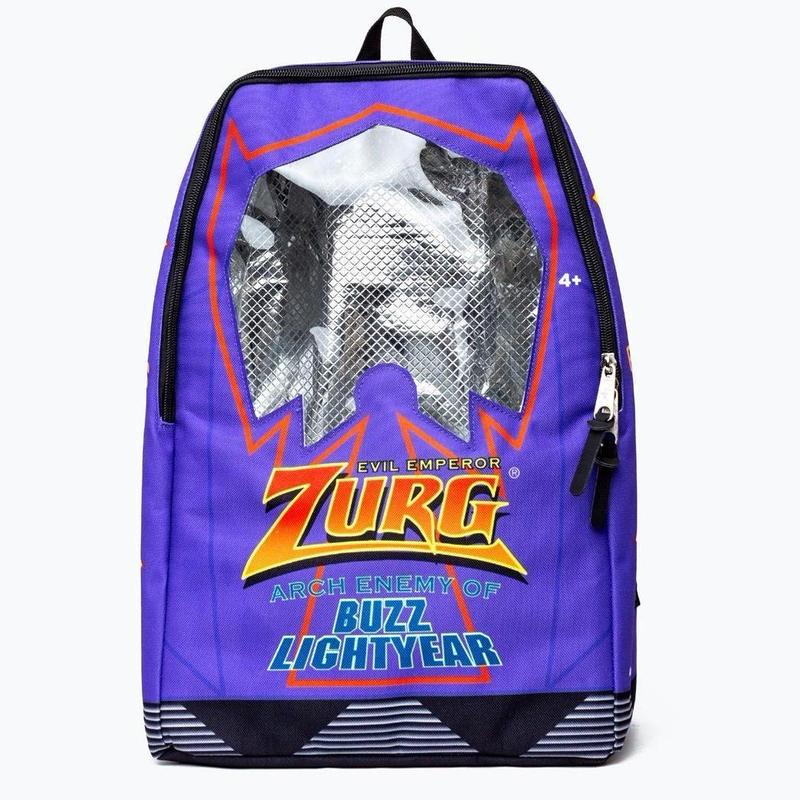 トイストーリー  Hype ザーグ ボックス バックパック Zurg Box Back Pack