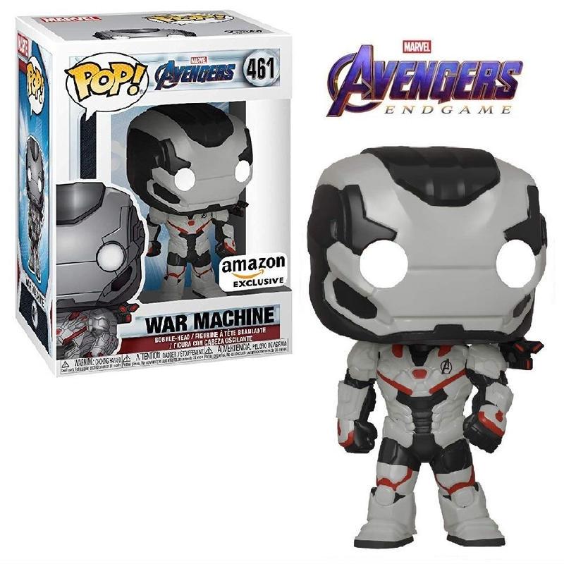 ファンコ ポップ FUNKO POP! アベンジャーズ・エンドゲーム  ウォー・マシン   Avengers Endgame  WAR MACHINE