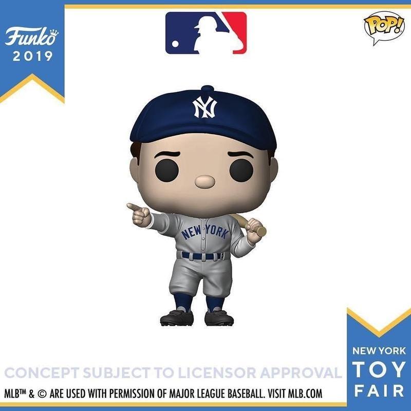 ファンコ  ポップ スポーツ レジェンド   ベーブ・ルース  Funko POP! Sports Legends: Babe  Ruth