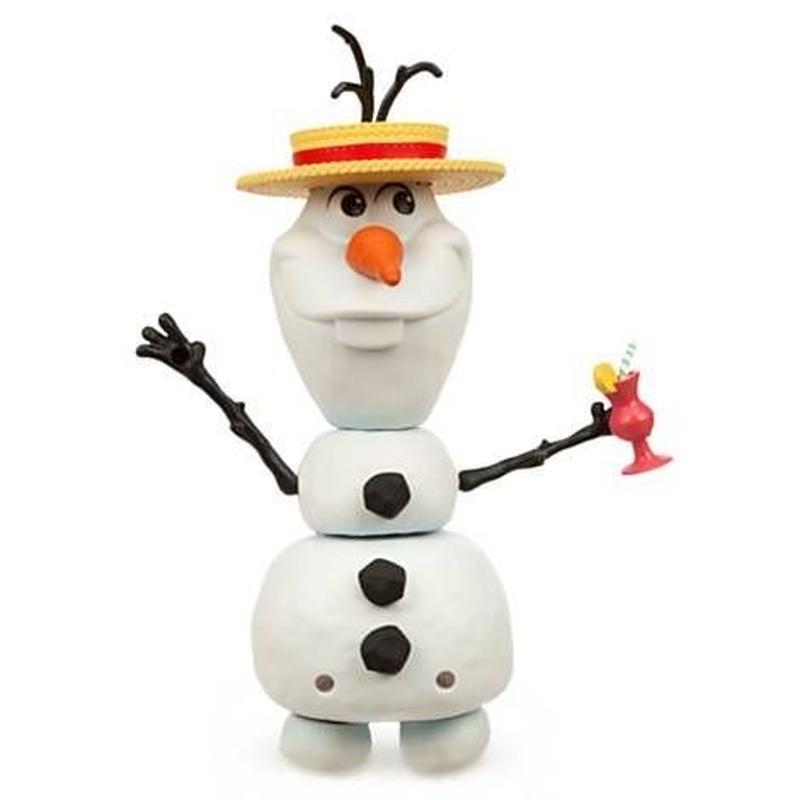 アナと雪の女王  Olaf Mix'Em Up Play Set ごちゃまぜオラフ