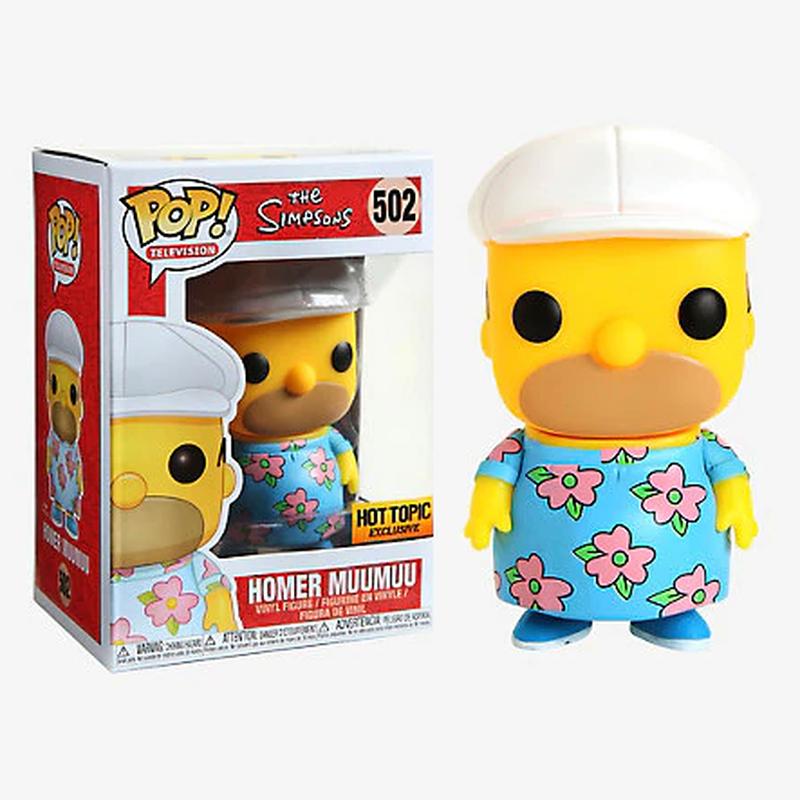 ファンコ ポップ  ザ・シンプソンズ  ホーマー ムームー Funko Pop The Simpsons Homer MuuMuu