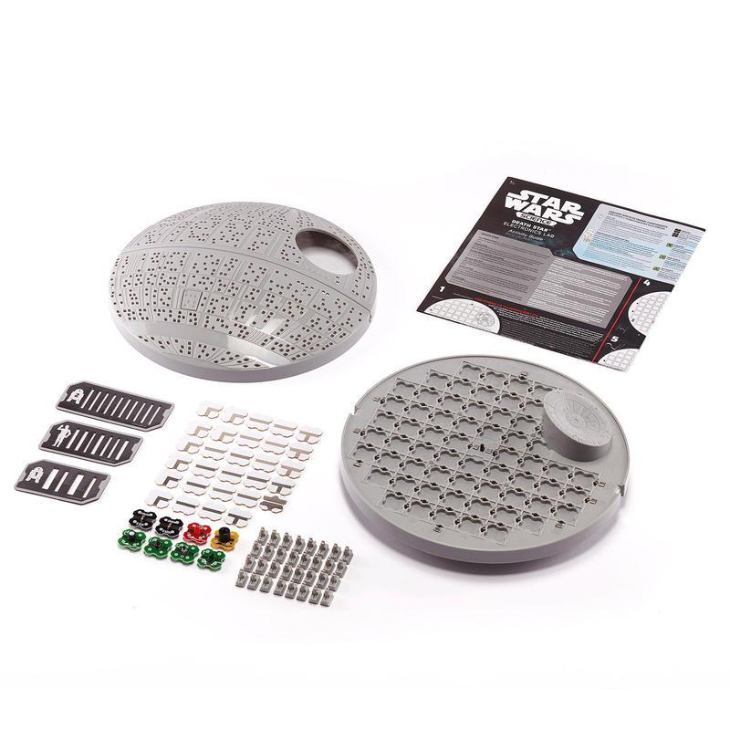 スターウォーズ  デススター エレクトリック・ラボ 電子ブロックみたいな科学おもちゃ。