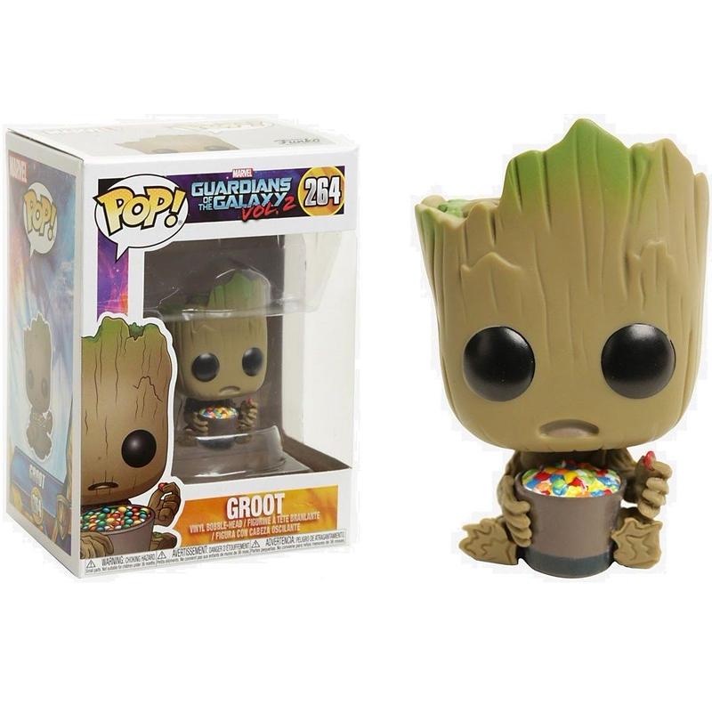 ファンコ ポップ FUNKO POP! ガーディアンズ・オブ・ギャラクシー・リミックス   グルート Guardians of The Galaxy Vol. 2- Groot  #264