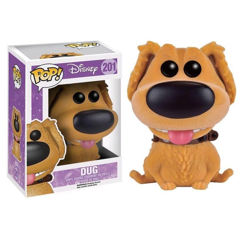 ファンコ ポップ 『カールじいさんの空飛ぶ家』ダグ(フロック版) FUNKO POP! Disney Pixar UP   Dug(FLOCKED)