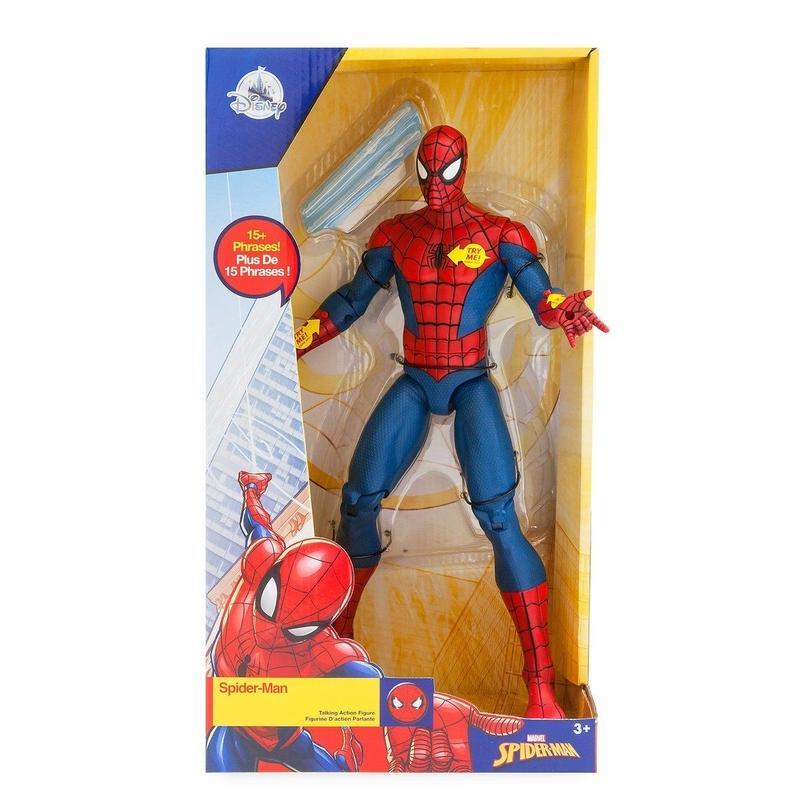 スパイダーマン トーキング・アクション フィギュア SPider-Man Talking Action Figure