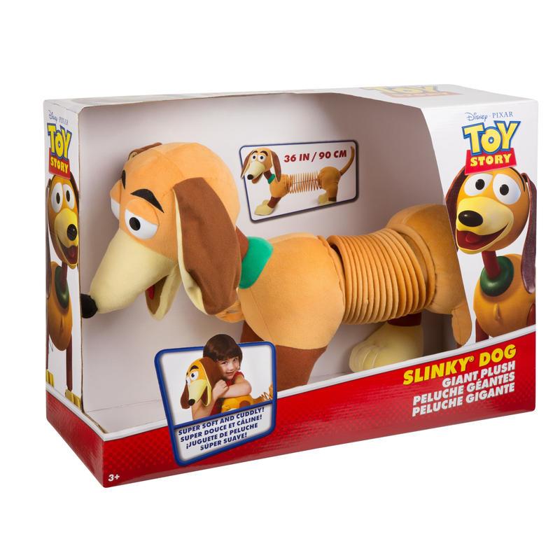 トイストーリー   全長90cm! ジャイアント・スリンキードッグ   Toy Story Giant Slinky Dog Plush