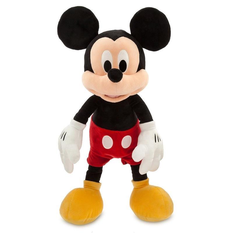 ミッキーマウス    おおきなぬいぐるみ   Mickey Mouse  Plush Large
