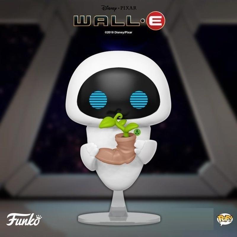ファンコ ポップ ピクサー「WALL-E」  アースディ限定 イヴ Earth Day EVE