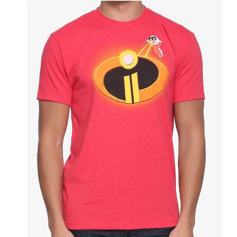 インクレディブル・ファミリー  ジャックジャック Tシャツ 【MENS】  Incredibles 2 Jack-Jack T-Shirt