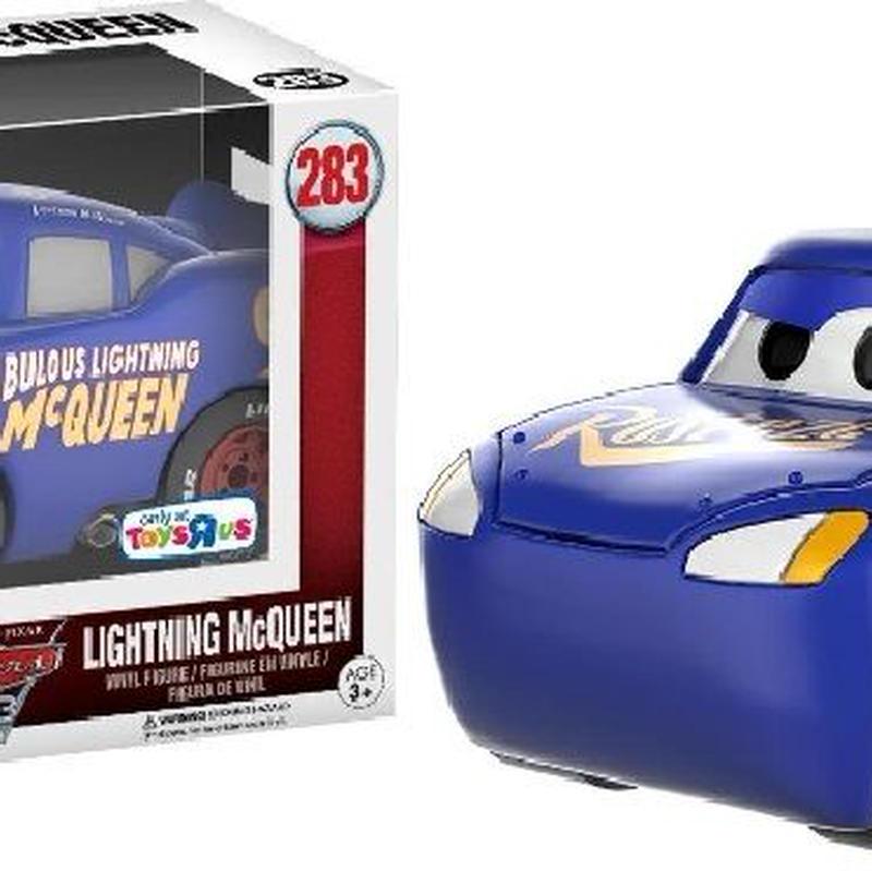 ファンコ ポップ FUNKO POP!   カーズ クロスロード CARS3  Fabulous Lightning McQueen【Toysrus】