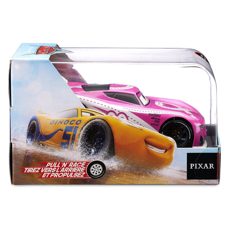 ディズニー・ピクサー カーズ   CARS 1/43  Pull 'N' Race Die Cast Car   Flip Dover