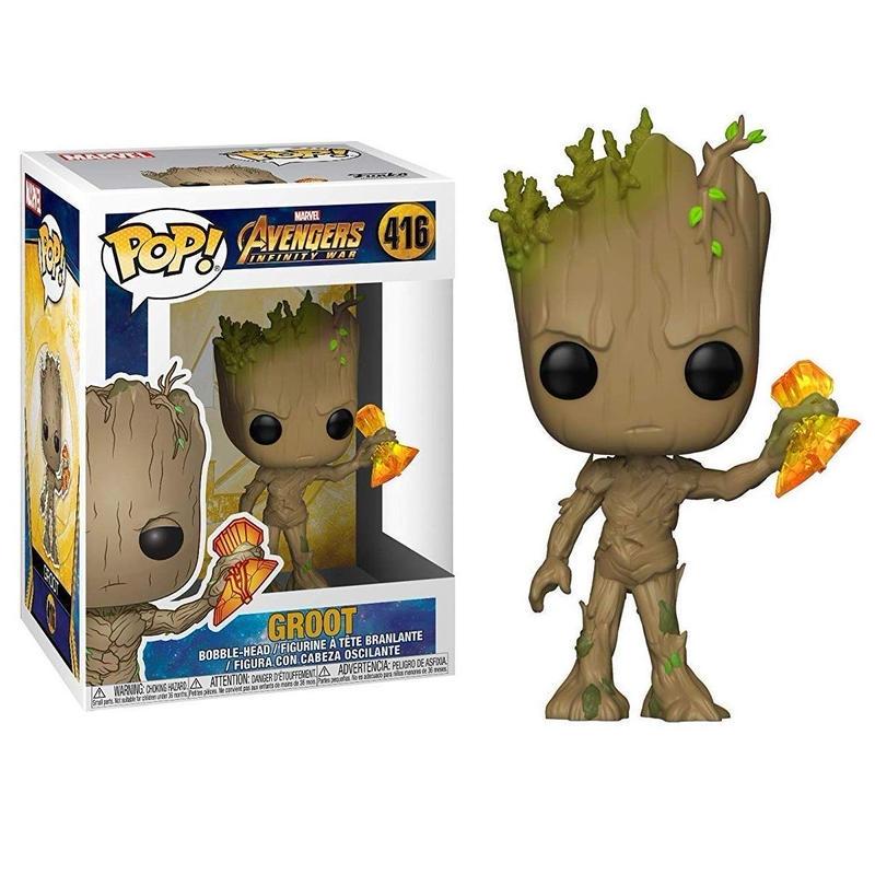 ファンコ ポップ FUNKO POP! アベンジャーズ・インフィニティウォー グルート  Avengers Infinity War Strombreaker Groot