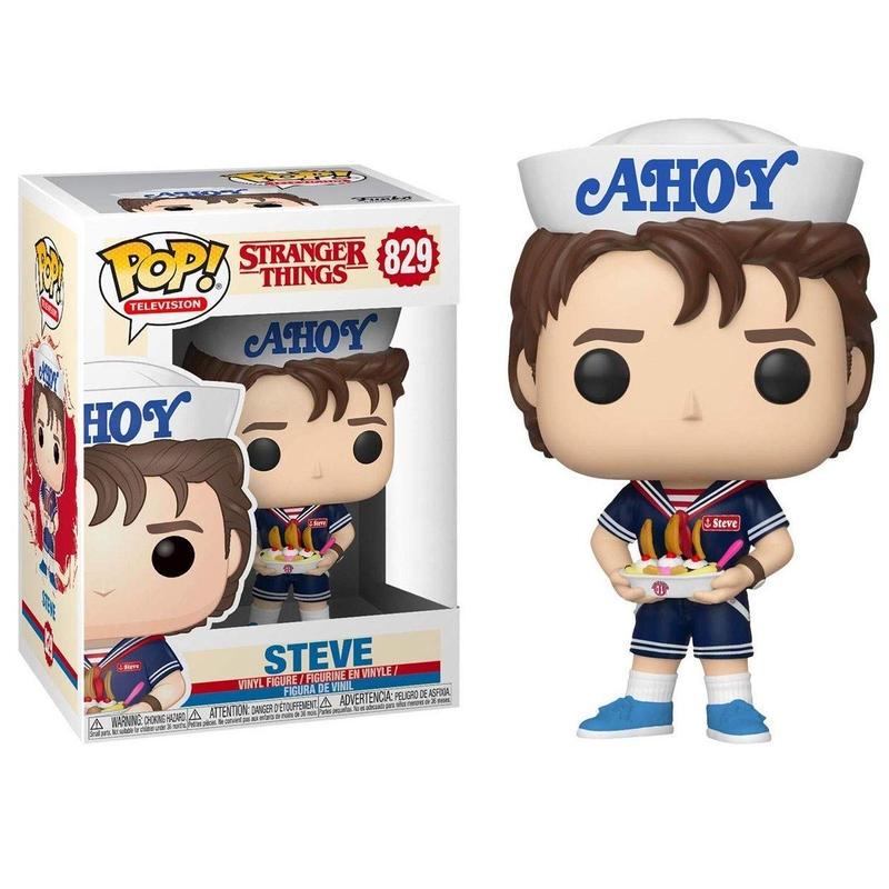 ファンコ ポップ  ストレンジャー・シングス3   スティーブ(限定)  FUNKO POP!  STRANGER THINGS   Steve (Exclusive)